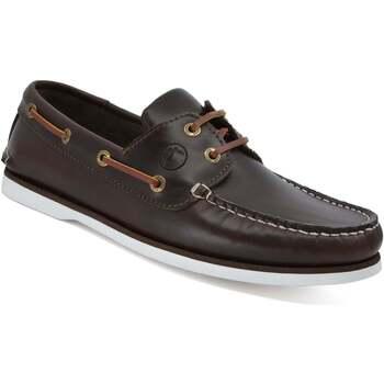 Schuhe Damen Bootsschuhe Seajure Bootsschuhe Forvie Braun