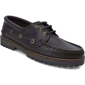 Schuhe Damen Bootsschuhe Seajure Bootsschuhe Reynisfjara Braun