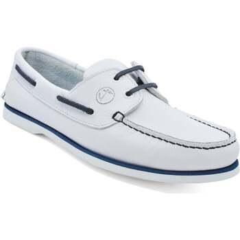 Schuhe Damen Bootsschuhe Seajure Bootsschuhe Sauvage Weiß