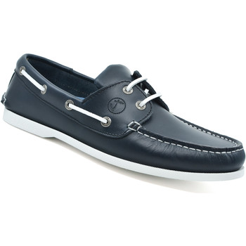 Schuhe Damen Bootsschuhe Seajure Bootsschuhe Watamu Marineblau