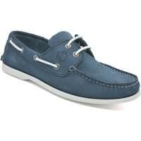 Schuhe Damen Bootsschuhe Seajure Bootsschuhe Binz Blau
