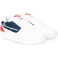 Schuhe Damen Slip on Champion  Weiss