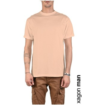 Kleidung Herren T-Shirts Xagon Man  Rose