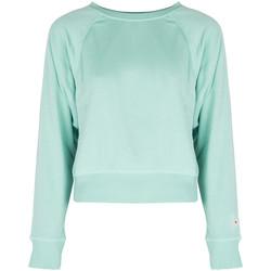 Kleidung Damen Sweatshirts Champion  Blau