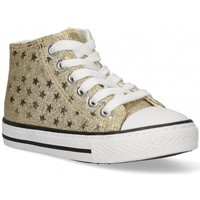 Schuhe Mädchen Sneaker High Bubble 58908 gold