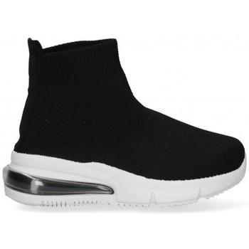 Schuhe Mädchen Sneaker High Bubble 58933 schwarz