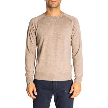 Kleidung Herren Pullover Cashmere Company IU201773 Beige