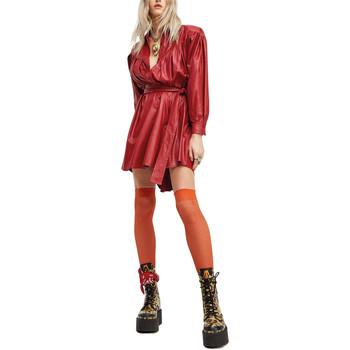 Kleidung Damen Kurze Kleider Aniye By 181302 Rosso