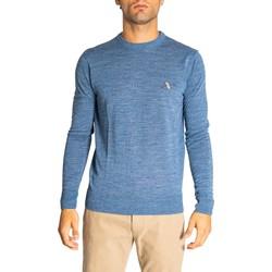 Kleidung Herren Pullover Aquascutum 4NAVM Blu
