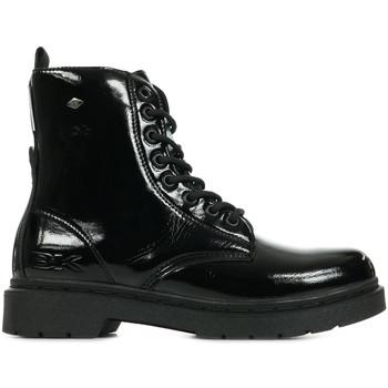 Schuhe Damen Boots British Knights Blake Schwarz