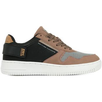 Schuhe Herren Sneaker Low British Knights June BR Braun