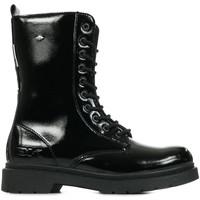 Schuhe Damen Stiefel British Knights Blake High Schwarz
