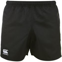 Kleidung Shorts / Bermudas Canterbury  Schwarz