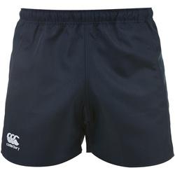 Kleidung Shorts / Bermudas Canterbury  Marineblau