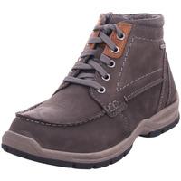 Schuhe Herren Stiefel Seibel Lenny 50 grau