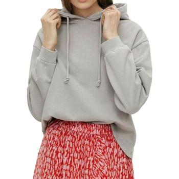 Kleidung Damen Sweatshirts Pieces 17117305 Grau