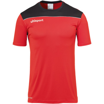 Kleidung Herren T-Shirts Uhlsport Offence 23 TR Poly Shirt Rot