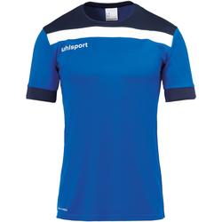Kleidung Herren T-Shirts Uhlsport Offence 23 Trikot Blau