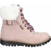 Schuhe Mädchen Schneestiefel Bama Teens Stiefelette Rosa