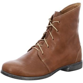 Schuhe Damen Stiefel Think Stiefeletten 3-000032-3030 braun