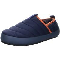 Schuhe Herren Hausschuhe Bugatti 321A5N616900410 blau
