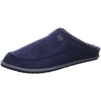Schuhe Herren Hausschuhe Bugatti Nube 321A5M616400-4100 blau