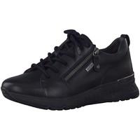 Schuhe Damen Sneaker Low Jana Schnuerschuhe Woms Lace-up 8-8-23730-27/805 blau