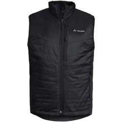 Kleidung Herren Jacken Vaude Sport Me Freney Hybrid Vest III 42004 010 schwarz