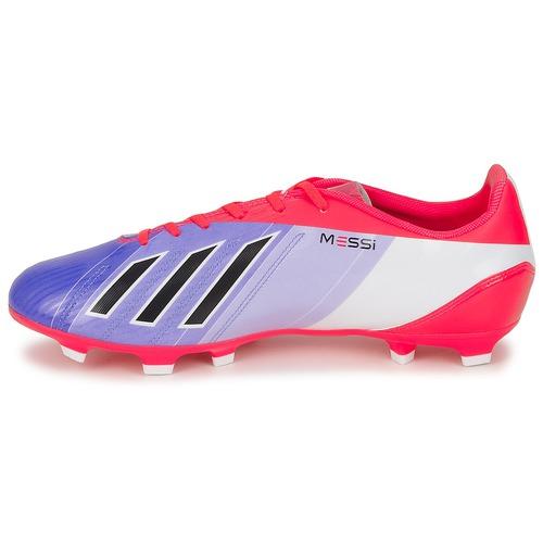 adidas Performance F10 TRX FG Blau / Weiss / Rot