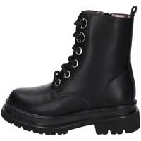Schuhe Mädchen Boots Asso AG-12660 SCHWARZ