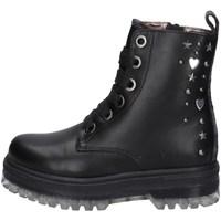 Schuhe Mädchen Boots Asso AG-12531 SCHWARZ