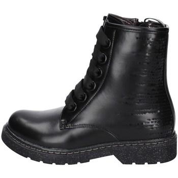 Schuhe Mädchen Boots Asso AG-12521 SCHWARZ