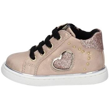 Schuhe Mädchen Sneaker Low Asso AG-12682 ROSA