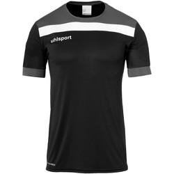 Kleidung Herren T-Shirts Uhlsport Offence 23 Trikot Schwarz