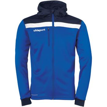 Kleidung Herren Trainingsjacken Uhlsport Offence 23 Multi Hood Jacket Blau