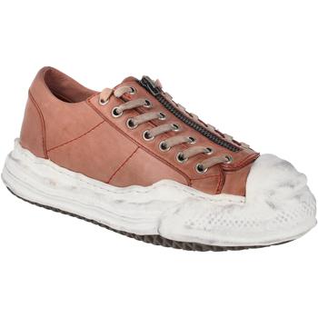 Schuhe Damen Sneaker Low Rebecca White UVRW225B Rot
