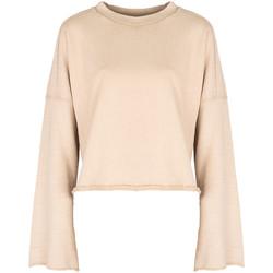 Kleidung Damen Sweatshirts Champion  Beige