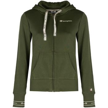 Kleidung Damen Sweatshirts Champion  Grün