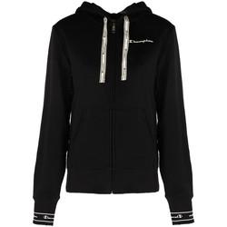 Kleidung Damen Sweatshirts Champion  Schwarz