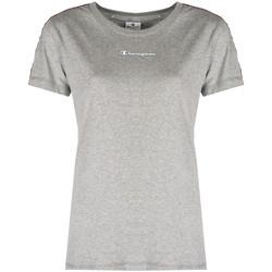 Kleidung Damen T-Shirts Champion  Grau