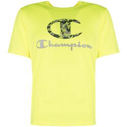 Kleidung Herren T-Shirts Champion  Gelb