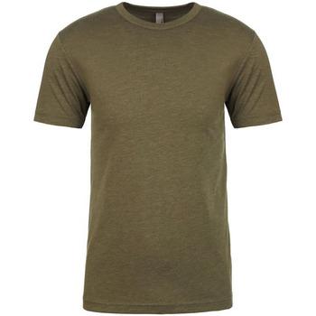 Kleidung Herren T-Shirts Next Level NX6010 Militärgrün