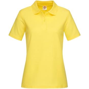 Kleidung Damen T-Shirts & Poloshirts Stedman  Gelb