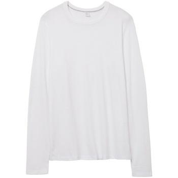 Kleidung Langarmshirts Alternative Apparel AT014 Weiß