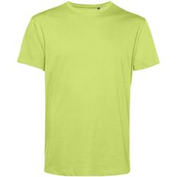 Kleidung Herren T-Shirts B&c TU01B Limette