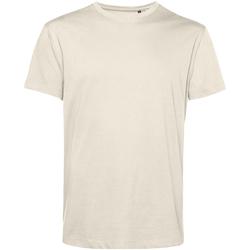 Kleidung Herren T-Shirts B&c TU01B Naturweiß
