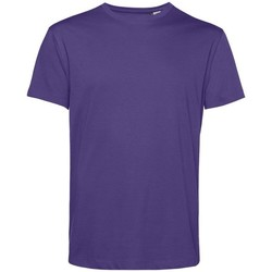 Kleidung Herren T-Shirts B&c TU01B Violett