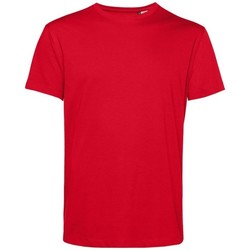 Kleidung Herren T-Shirts B&c TU01B Rot
