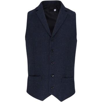 Kleidung Herren Anzugweste Premier PR625 Marineblau
