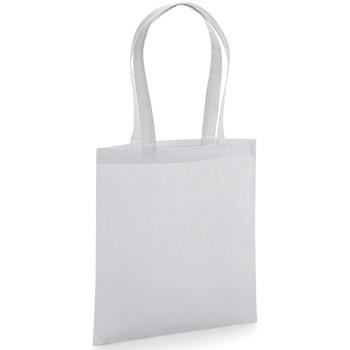 Taschen Damen Shopper / Einkaufstasche Westford Mill W261 Hellgrau